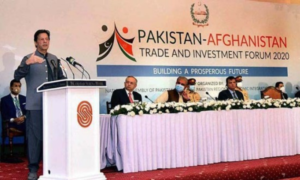 India can use Afghan land to destabilise Pakistan- Imran