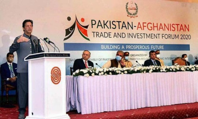 India can use Afghan land to destabilise Pakistan- Imran