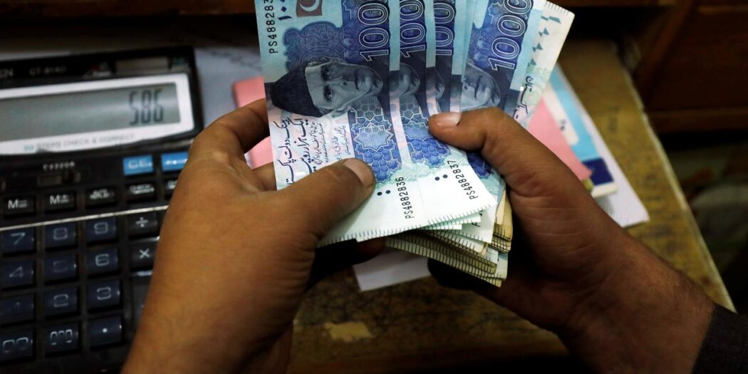 Pakistani rupee is in strangth against US doller