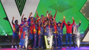 Babar Azam powers Karachi Kings to maiden PSL final victory against Lahore Qalandars