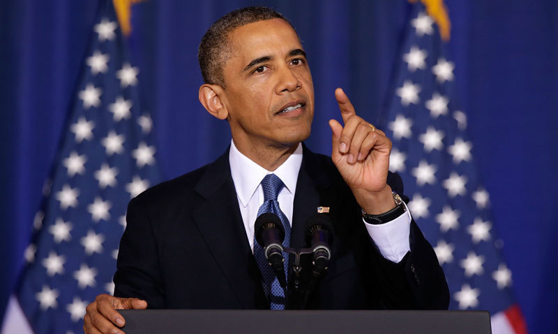 Hostility towards Pakistan quickest route to national unity in India, says Obama
