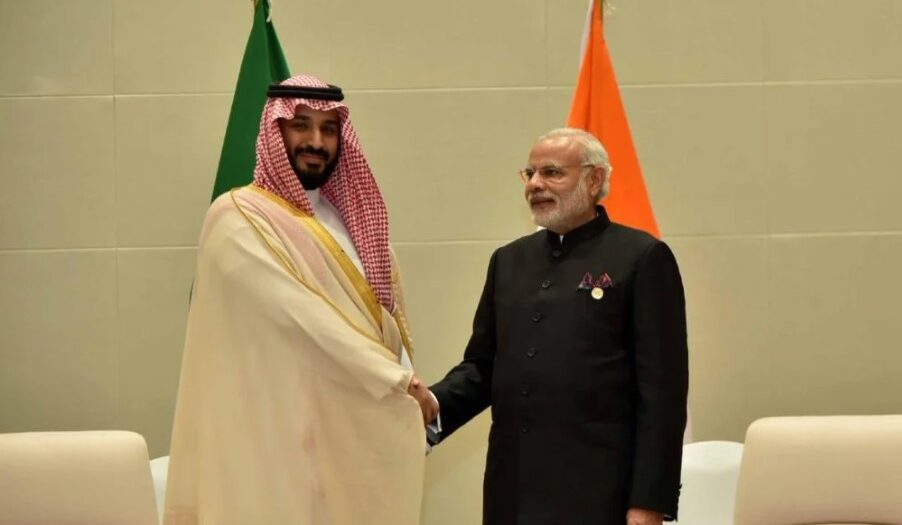 INDO-PAK NEWSBlow For Pakistan; Saudi Arabia To Recognize India's Kashmir Territories In New Map – Reports