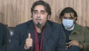 PDM to decide whether talks should be held with army or not Bilawal Bhutto
