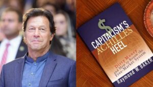 PM Imran Khan recommends book on 'dirty money' for your November reading