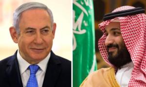 Arabs and Israel meting