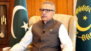 'China fully agrees with President Alvi's assessment on CPEC'