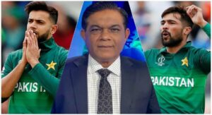 Pakistan treating Imad Wasim like Mohammad Amir، Rashid Latif