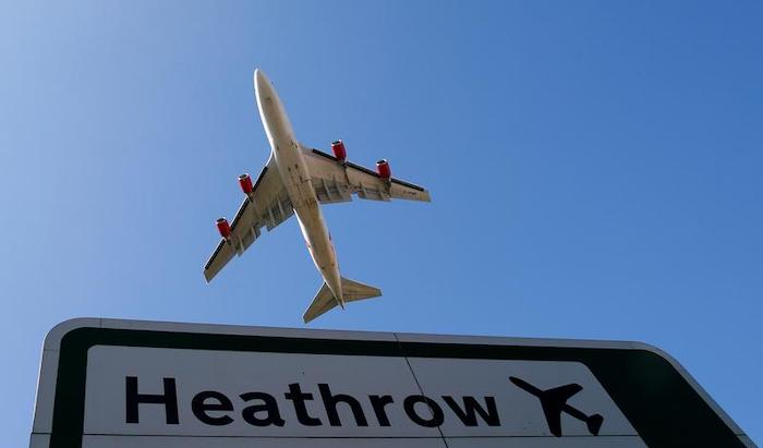 Pakistani nationals not being allowed to board flights at UK's Heathrow Airport